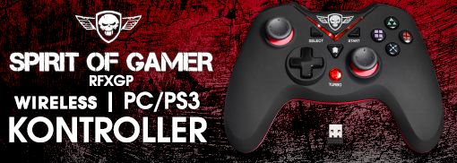 Spirit of Gamer SOG-RFXGP
